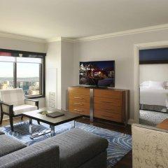 Отель Hilton Grand Vacations on the Las Vegas Strip 4* Студия с двуспальной кроватью фото 5