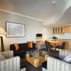 Отель Golden Prague Residence 4* Улучшенные апартаменты с различными типами кроватей фото 25