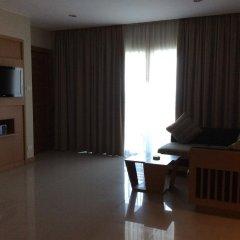 Отель The Heritage Pattaya Beach Resort 4* Люкс с различными типами кроватей фото 3