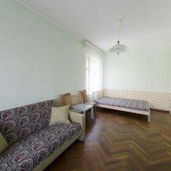 Гостиница Domumetro Aeroport комната для гостей фото 4