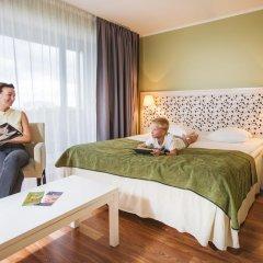 Jurmala SPA Hotel 4* Улучшенный номер с различными типами кроватей фото 4