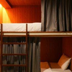 Once Again Hostel Кровать в общем номере фото 6
