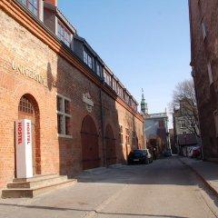 Hostel Universus i Apartament Кровать в общем номере с двухъярусной кроватью фото 10