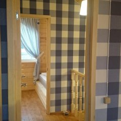 Гостиница Guesthouse Lunkasllari Шале с различными типами кроватей фото 21