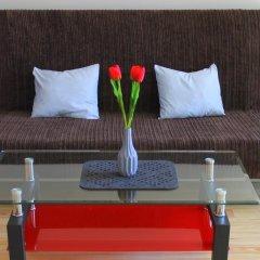 Апартаменты Sleepcity Apartments Катовице комната для гостей