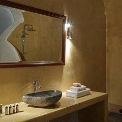 Отель Zannos Melathron Греция, Остров Санторини - отзывы, цены и фото номеров - забронировать отель Zannos Melathron онлайн ванная
