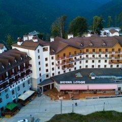 Райдерс Лодж (Riders Lodge Hotel) парковка