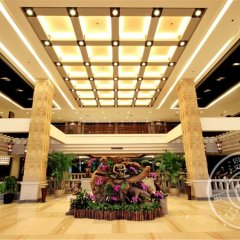 Отель Riyuegu Hotsprings Resort интерьер отеля фото 3