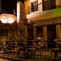 Отель Oreiades Guesthouse гостиничный бар
