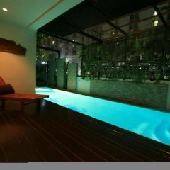 Отель Yotaka Boutique Бангкок спа фото 2