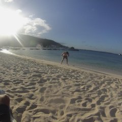 Reggae Hostel Ocho Rios пляж