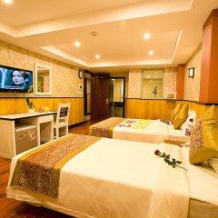 Отель Golden Rain 2 3* Номер Делюкс фото 13