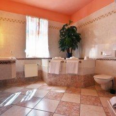 Отель Wellness Pension Rainbow ванная фото 2
