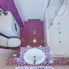 Гостиница Panorama 360 в Санкт-Петербурге отзывы, цены и фото номеров - забронировать гостиницу Panorama 360 онлайн Санкт-Петербург ванная