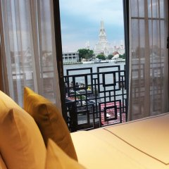 Отель Riva Arun Bangkok 4* Номер Делюкс с различными типами кроватей фото 19