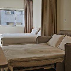 Hotel Spot Family Suites 4* Улучшенная студия разные типы кроватей фото 10