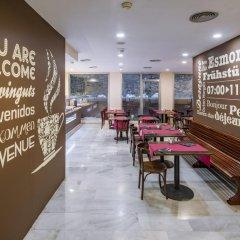 Отель SERHS Carlit Испания, Барселона - 4 отзыва об отеле, цены и фото номеров - забронировать отель SERHS Carlit онлайн гостиничный бар