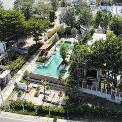 Отель Pranaluxe Pool Villa Holiday Home 3* Вилла с различными типами кроватей фото 12