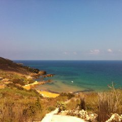 Отель Gozo Hills Bed and Breakfast пляж фото 2