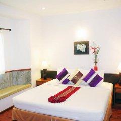 Samui Island Beach Resort & Hotel 3* Улучшенное бунгало с различными типами кроватей фото 2