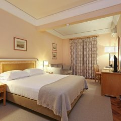 Отель Lisboa Plaza 4* Стандартный номер фото 4