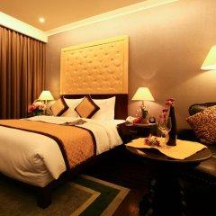 Medallion Hanoi Hotel 4* Стандартный номер двуспальная кровать фото 5
