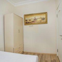Отель Istanbul Grand Aparts 3* Апартаменты с различными типами кроватей фото 6