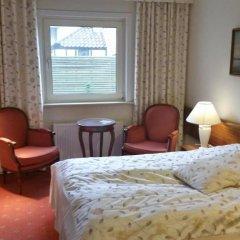 Hotel Postgaarden 3* Стандартный номер с различными типами кроватей фото 11