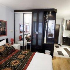 Апартаменты Warsawrent Hit Apartments Студия с различными типами кроватей фото 5