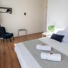 Отель Lisbon Check-In Guesthouse 3* Люкс с различными типами кроватей фото 7