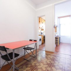 Апартаменты Apartment Bed&bcn Verdi Барселона питание фото 2