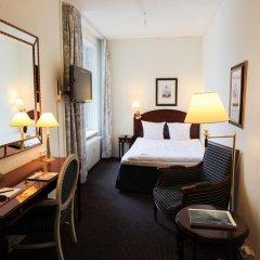 Отель First Hotel Excelsior Дания, Копенгаген - отзывы, цены и фото номеров - забронировать отель First Hotel Excelsior онлайн комната для гостей фото 3