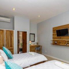 Отель Bale Sampan Bungalows 3* Стандартный номер с 2 отдельными кроватями фото 13