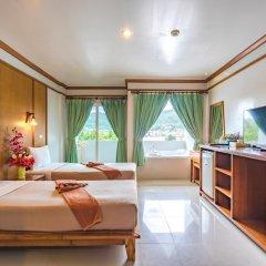 Patong Pearl Hotel 3* Номер Делюкс с двуспальной кроватью фото 2