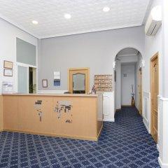 Отель Hostal Biarritz Испания, Мадрид - отзывы, цены и фото номеров - забронировать отель Hostal Biarritz онлайн интерьер отеля