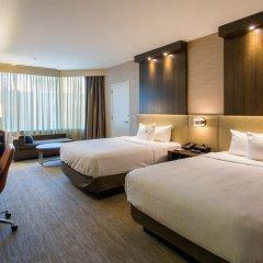 Отель Hyatt Chicago Magnificent Mile 4* Стандартный номер с различными типами кроватей фото 4