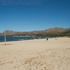 Отель Can Pere Rei пляж