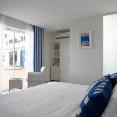 Отель Phuket Boat Quay 4* Улучшенный номер разные типы кроватей фото 7