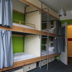 Отель St Christophers Inn Berlin Кровать в общем номере с двухъярусной кроватью фото 28