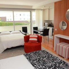 Отель LoftAbroad Studios комната для гостей фото 3