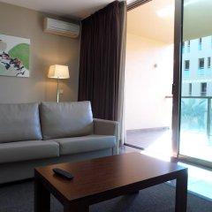 Апартаменты Salgados Palm Village Apartments & Suites - All Inclusive Люкс с различными типами кроватей фото 3