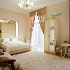 Апартаменты Apartments on Sumskaya Улучшенные апартаменты с различными типами кроватей фото 8