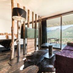 Garni Hotel Katzenthalerhof Лана комната для гостей