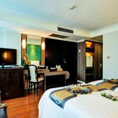 Jomtien Garden Hotel & Resort 4* Номер Делюкс с различными типами кроватей фото 30