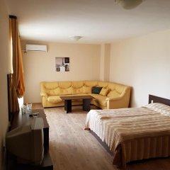 Отель Slivnitsa Болгария, Бургас - отзывы, цены и фото номеров - забронировать отель Slivnitsa онлайн комната для гостей фото 3