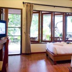 Отель Aonang Cliff View Resort 3* Бунгало с различными типами кроватей фото 5