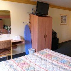 Отель Value Inn Worldwide-LAX 2* Люкс с различными типами кроватей фото 3