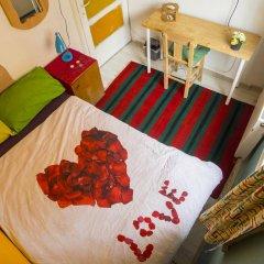 Хостел Shantihome Турция, Измир - отзывы, цены и фото номеров - забронировать отель Хостел Shantihome онлайн комната для гостей фото 4