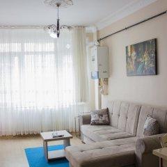 Апартаменты Nova Pera Apartment Апартаменты с различными типами кроватей фото 17