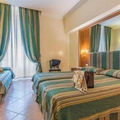 Отель Archimede 4* Стандартный номер с различными типами кроватей